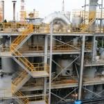 流動層式塩酸回収設備